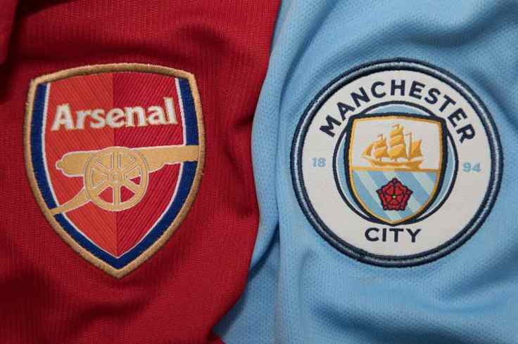 Arsenal-Manchester-City